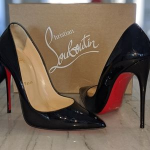 Christian Louboutin So Kate 120mm Patent size 38